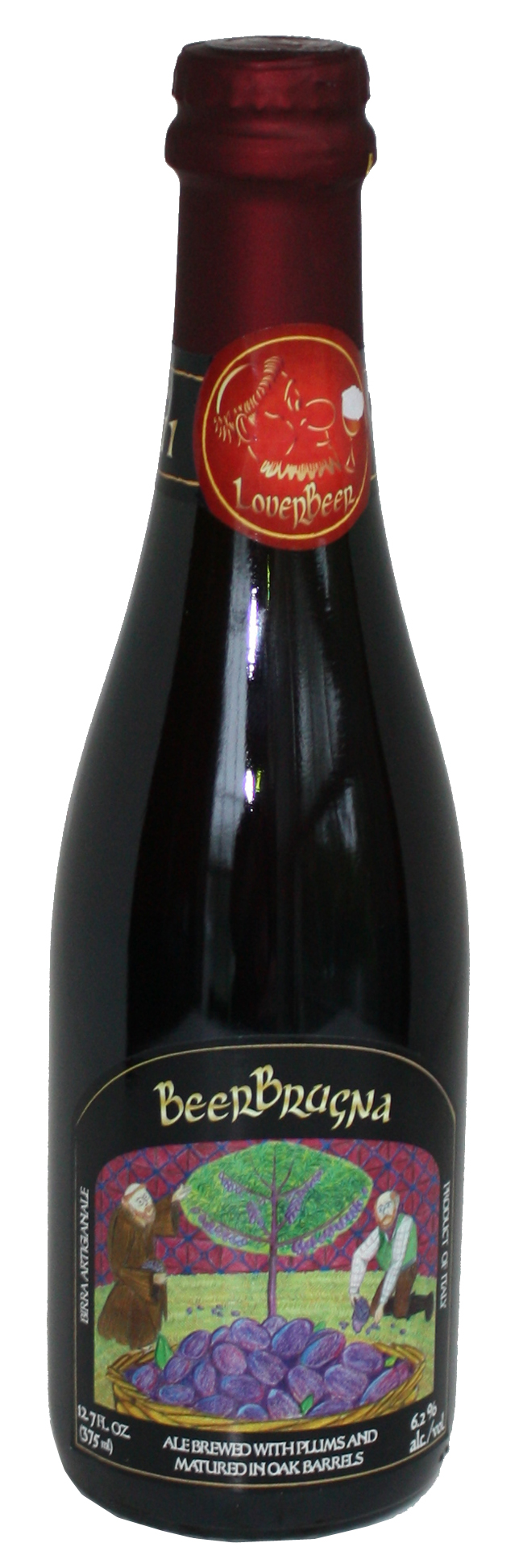 BeerBrugna bottle