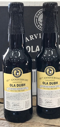 Harviestoun Ola Dubh 10th Anniversary Edition