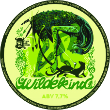 Wildekind tapsticker