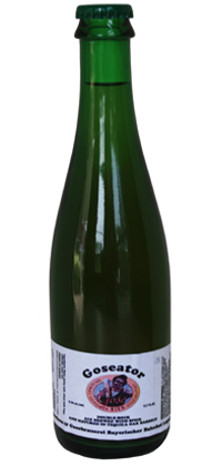Goseator bottle