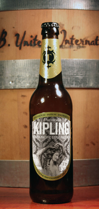 Thornbridge Kipling bottle
