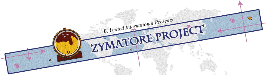 Zymatore Project / Header